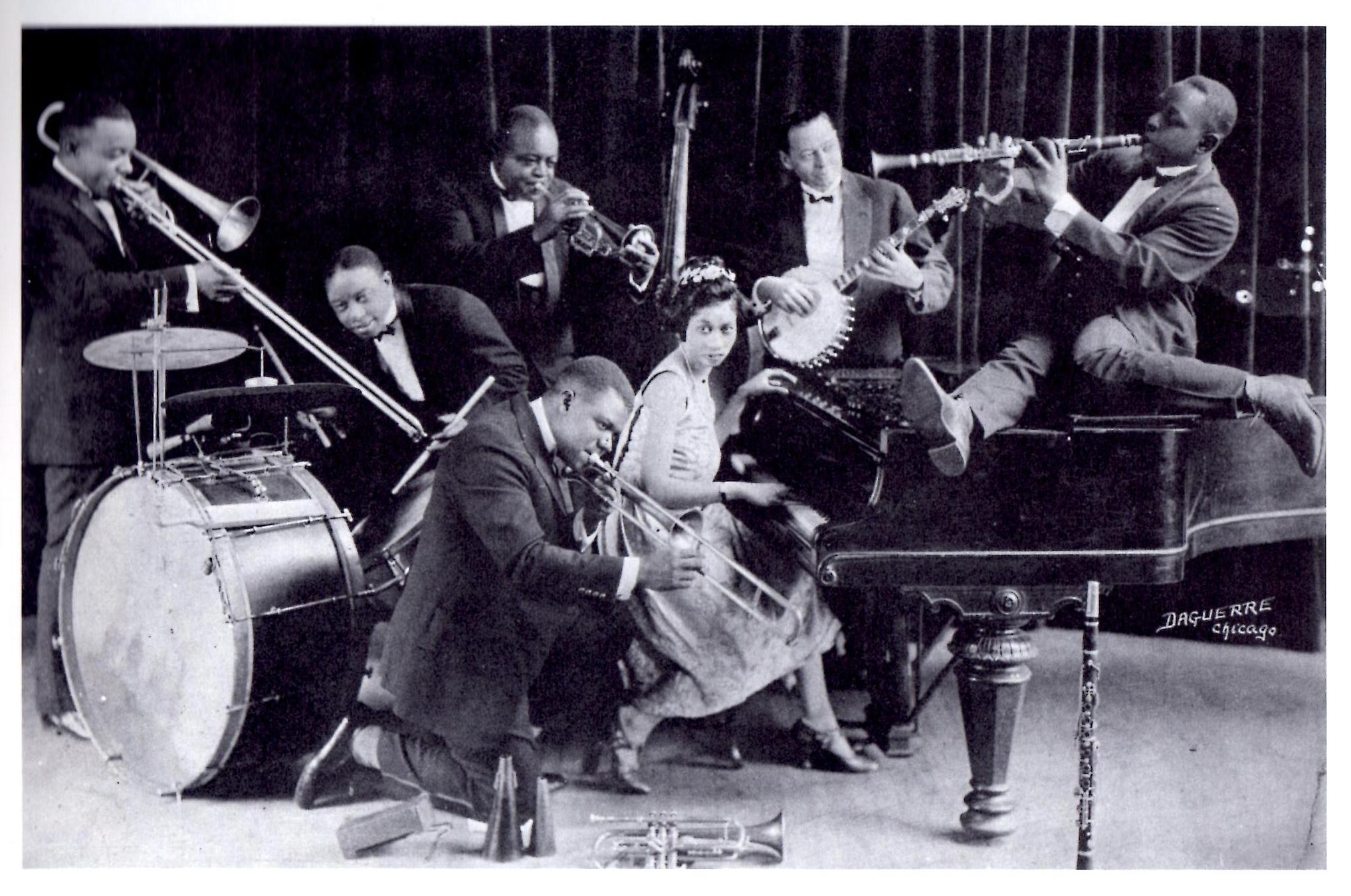 Creole Jazz Band